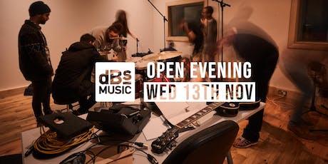 dBs Music Bristol | Diploma Open Evening tickets