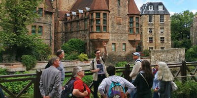Tour of Dean Village