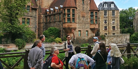Tour of Dean Village tickets