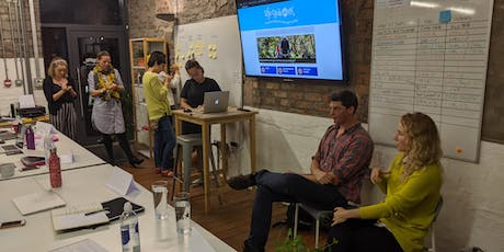 Taster Evening - Part Time UX Design Course   tickets