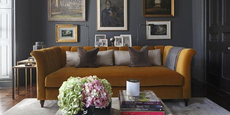 How To Get The Shot: an interior designers' guide to working with a photographer, stylist and PR consultant tickets