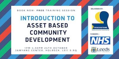 Introduction to Asset Based Community Development