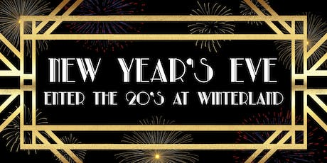 New Year's Eve: Enter the 20's! tickets