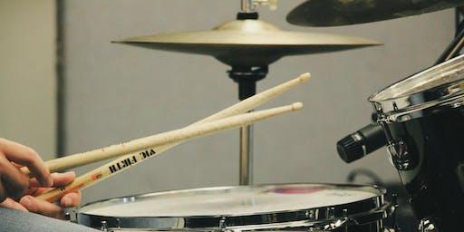 SAE Oxford - Drum Recording Workshop