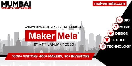 Maker Mela tickets