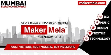 Maker Mela tickets
