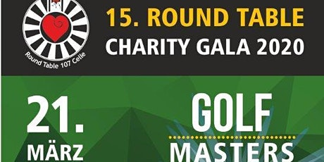 15. RT 107 Charity Gala - Golf Masters Tickets
