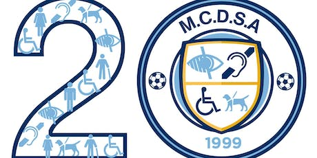 Manchester City Disabled Supporters Association meeting tickets
