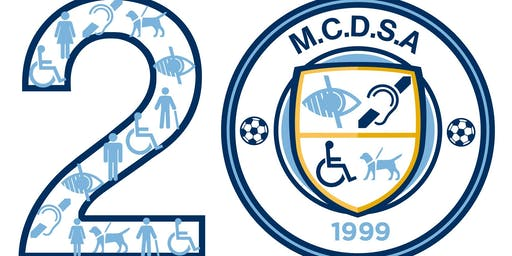 Manchester City Disabled Supporters Association meeting