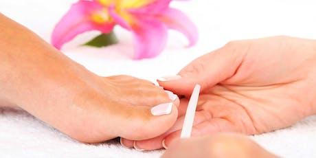 Beauty Training - Pedicure (GTi Guild Certified Course)  tickets