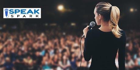Delhi-SpeakSpark Public Speaking Meetup tickets