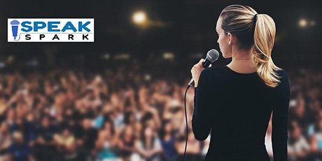 SpeakSpark Public Speaking Webinar | Connect From Home tickets