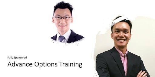 [100% discount] FULLY SUBSIDISED 2-HR Advance Options Training