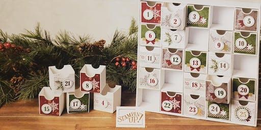 Christmas Advent Calendar Class