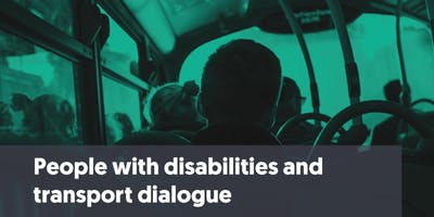 Transport Dialogue: For People with Disabilities, Carers and Professionals