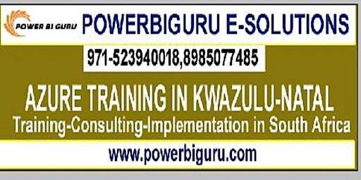 Microsoft Azure training in KWAZULU-NATAL , South africa