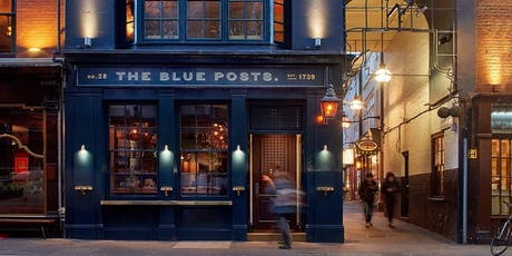 Live Jazz at The Blue Posts, Rupert Street tickets