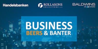 Business, Beer & Banter