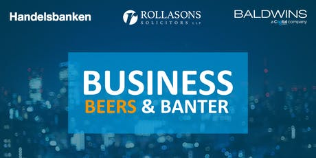 Business, Beers & Banter tickets