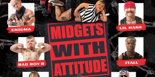The Midget Show at the Sportsmen Lounge
