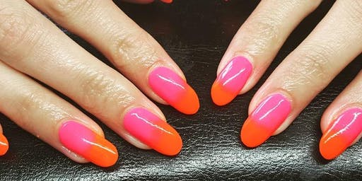 Beauty Training - Nail Tips With Acrylic Overlay (GTi Guild Certified Course)