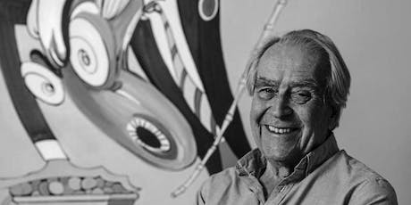 Great Lives Talk: Gerald Scarfe CBE - 60 Years of Being Rude tickets