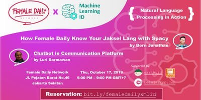 Female Daily X Machine Learning ID