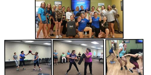 """""""Just Yell Fire"""" Self Defense Class + Toby's Dream Fundraiser"""