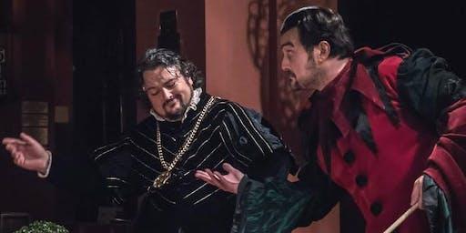 IL RIGOLETTO di GIUSEPPE VERDI - La grande      lirica a PIEVE CLASSICA