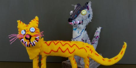 Weird Wolves and Creepy Cats // Bleiddiaid Rhyfedd a Chathod Iasol tickets