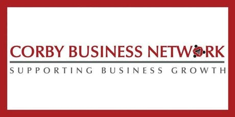 Corby Business Network October 2019 Meeting tickets