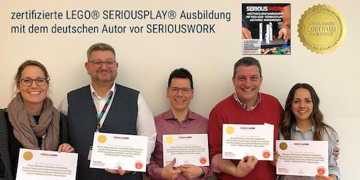 zertifizierte Ausbildung zum LEGO Serious Play Facilitator von SERIOUSWORK