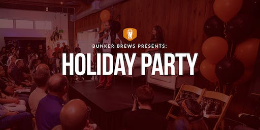 Bunker Brews Omaha: Holiday Party