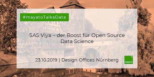 Angewandte Computer Vision & Open Source unter Viya in der Praxis (Nürnberg)