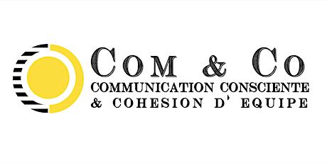 Com & Co : cohésion d'équipe et communication consciente billets