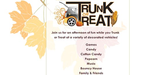 Trunk or Treat Presented by Calvary Temple Pentecostal Social Circle, GA