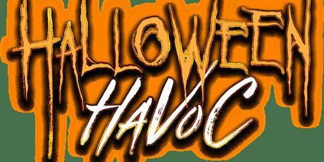 Halloween Havoc at The Warehouse tickets