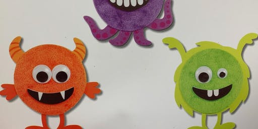 Monster Story & Craft