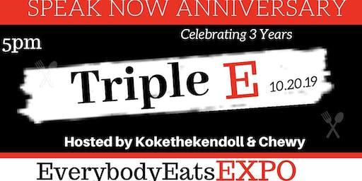 Tripe E: Everybody Eats Expo