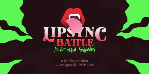 Lip Sync Pocket - Halloween