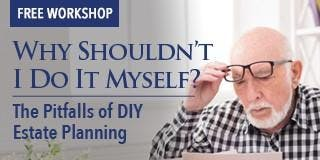 Why Shouldn't I Do It Myself? A FREE Workshop