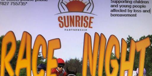 Sunrise Partnership Race Night Charity Fundraiser