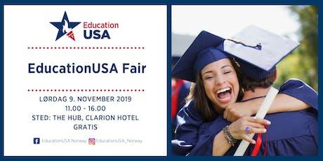 EducationUSA Fair 2019 tickets