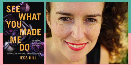 Calling Out Coercive Control: In conversation with Jess Hill