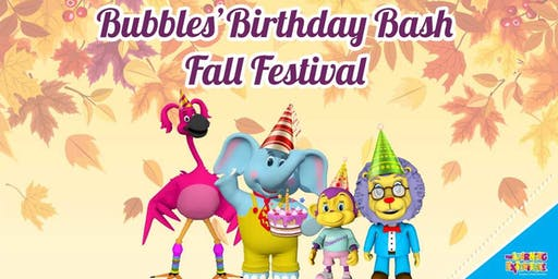 Bubbles' Birthday Bash - TLE of New Tampa Turns 2!!!