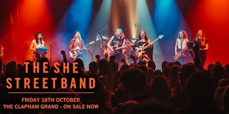 The She Street Band tickets