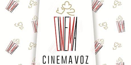 CinemaVoz tickets