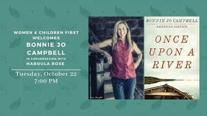 Bonnie Jo Campbell in conversation with Filmmaker Haroula Rose tickets