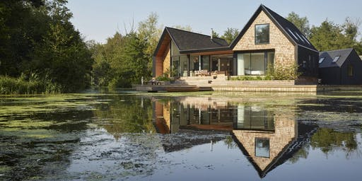 Backwater, Wroxham building tour