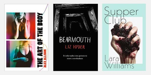 The Debut Fiction Showcase: Alexander Allison, Liz Hyder & Lara Williams (Gower)